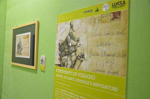 """La mostra """"Strumenti di Viaggio"""" al Premio Letteratura Ragazzi di Cento (FE)"""