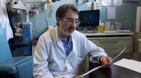 il dottor Diego Di Lisi