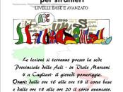 locandina corso di italiano per stranieri a Cagliari