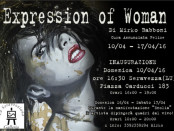 mostra Expression of woman di Mirko Babboni a Seravezza