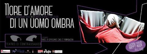 """""""Undici ore d'amore di un uomo ombra"""" in scena a Varese"""