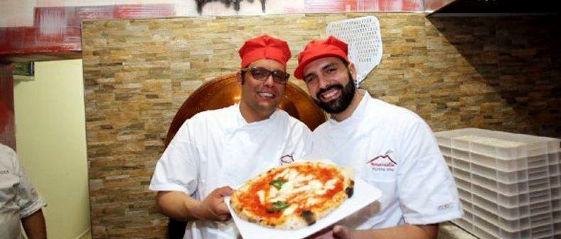 Il coro dei segni e una pizza 100% mafia-free