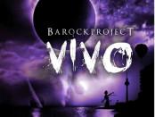 Cover di Vivo dei Barock Project