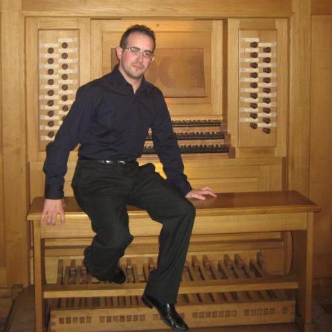 Festival Organistico Città di Camaiore con il maestro Barsanti
