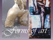 La mostra Forms of art a Seravezza