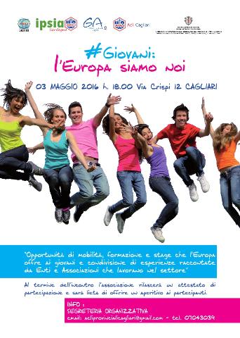 Seminario sui giovani e l'Europa a Cagliari