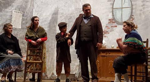 """La commedia """"Miseria e Nobiltà"""" a Porcari"""