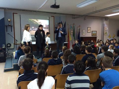 Un progetto di legalità nelle scuole di Mascalucia