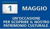 Logo MiBACT per il 1° Maggio