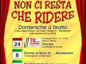 La rassegna teatrale Non Ci Resta Che Ridere 2016 a Monserrato
