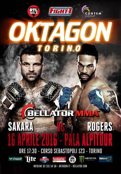 Oktagon: ring e gabbia a Torino