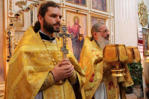 La Chiesa Ortodossa celebra anche a Cagliari la Santa Pasqua
