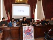 presentazione del festival Ratatà a Macerata
