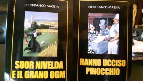romanzi di Pierfranco Massia