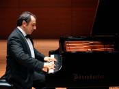 Carlo Grante al piano
