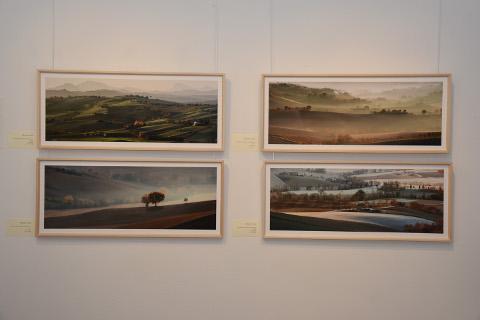 """La mostra """"Metafisica del paesaggio"""" a Macerata"""