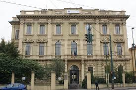 facciata dell'Istituto zooprofilattico di Torino
