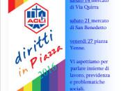 Diritti in piazza 2016