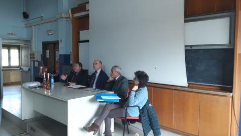 assemblea dell'Ailar Torino