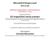 presentazione del libro Gli ergastolani senza scampo a Firenze