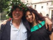 Carmelo e Barbara Musumeci