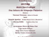conferenza su Diotima - Maestra d'amore a Locri