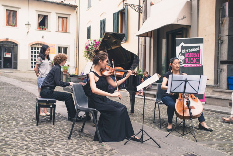 Weekend a Castelnuovo di Garfagnana con l'International Academy of Music Festival