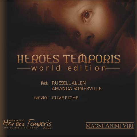 Russell Allen in Italia per Heroes Temporis