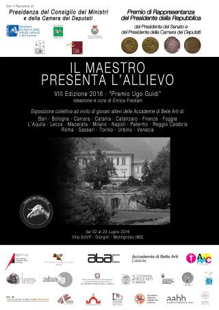 """VIII edizione della rassegna d'arte """"Il Maestro presenta l'Allievo"""""""