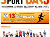 Sport day 2016 a Barberino di Mugello