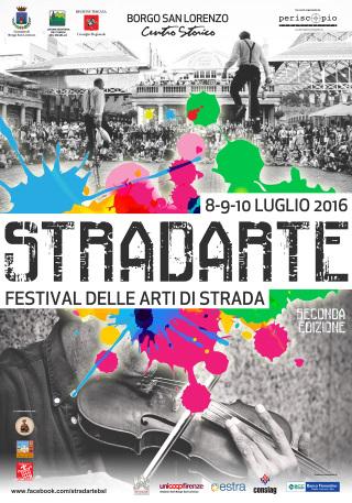A Borgo San Lorenzo la 2^ edizione di Stradarte