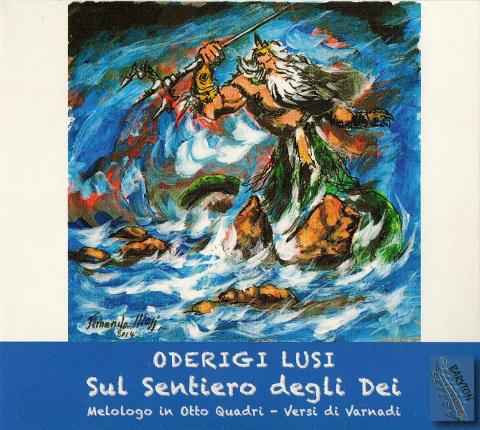 """""""Sul Sentiero degli Dei"""", il nuovo disco di Oderigi Lusi"""
