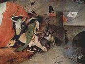 Trittico delle Tentazioni di sant'Antonio di Hieronymus Bosch