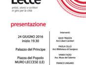 Presentazione di Vado a Lecce di Franco Ungaro