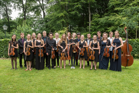 La Dutch Youth String Orchestra in concerto a Firenze
