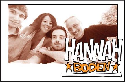 Hannah Boden Ensemble
