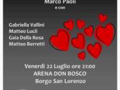 Per un'ora d'amore a Borgo San Lorenzo