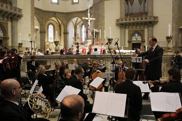 Un Requiem di speranza suona a Firenze
