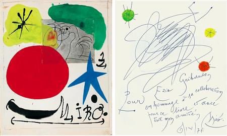 Mostra su Ezio Gribaudo e i maestri del Novecento a Taormina