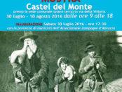 mostra sugli zampognari a Castel del Monte