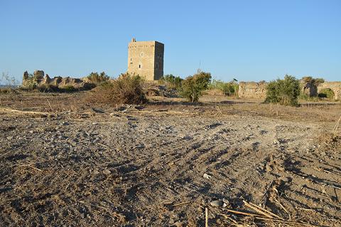 Pulizia con le ruspe a Campofelice di Roccella: la denuncia di SiciliAntica
