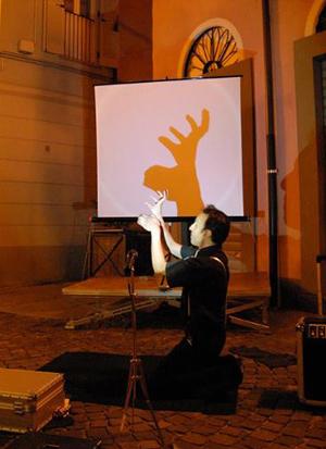 L'arte di strada di Mirko Cherchi a Torino