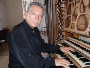 L'organista Christian Bacheley dalla Francia a Camaiore