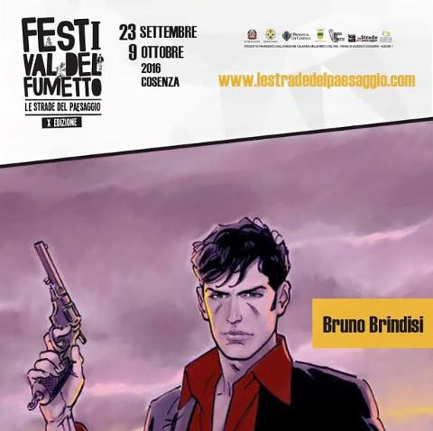 30 anni di Dylan Dog al Festival e Fiera del fumetto Le Strade del Paesaggio