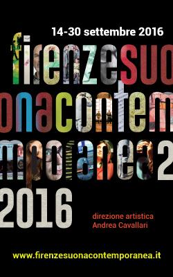 Firenze suona contemporanea 2016