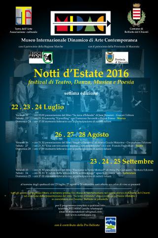 Workshop di scrittura creativa a Belforte del Chienti