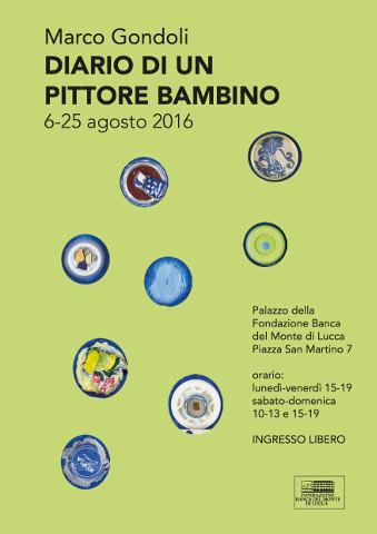 Le opere di Marco Gondoli in mostra a Lucca