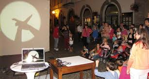 performance di Mirko Cherchi