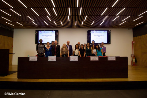 conferenza sui lavori di pubblica utilità presso acam