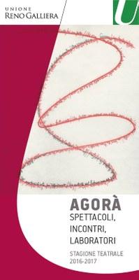 Agorà, nuovo progetto teatrale dell'Unione Reno Galliera